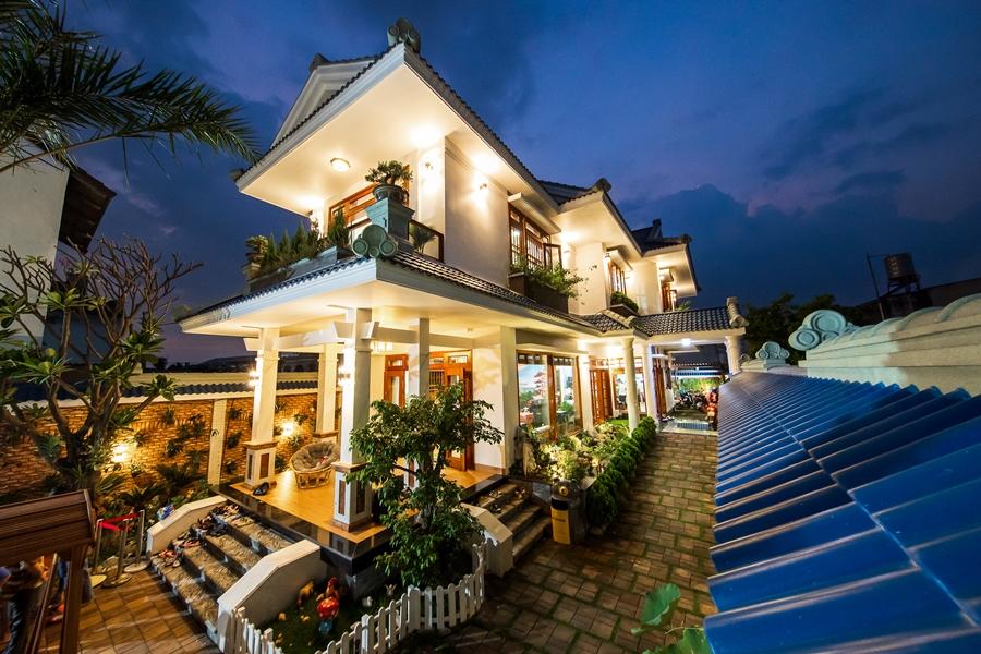 BT36: Biệt thự kiến trúc Nhật Bản ở Hố Nai