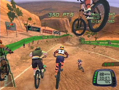 cheats for downhill domination on the ps2
