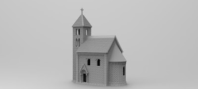 £1000 STRETCH GOAL CHURCH picture 2