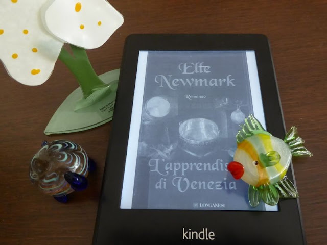 L'apprendista di Venezia: un romanzo storico della Newmark