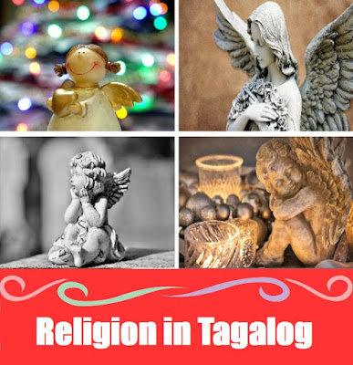 Religion Vocabulary : Word List in Tagalog