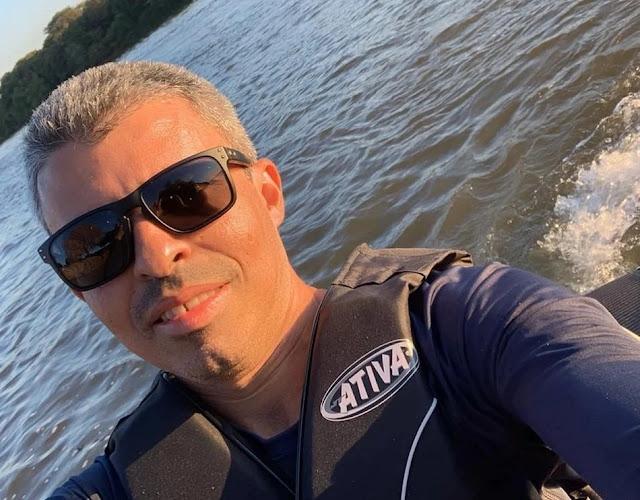 Servidor estadual morre em acidente de Jet Ski em rio do Piauí
