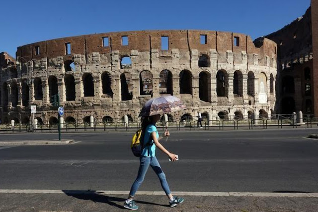 Italian state plan for Colosseum gets thumbs-up after court fight