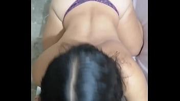 Teen mexicana tetona recibiendo pollazos en su coño de puta