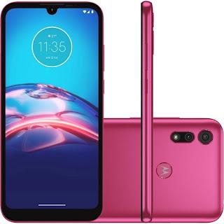 "Smartphone Moto E6s 2GB 32GB Tela 6.1"" XT2053-2 - Pink"