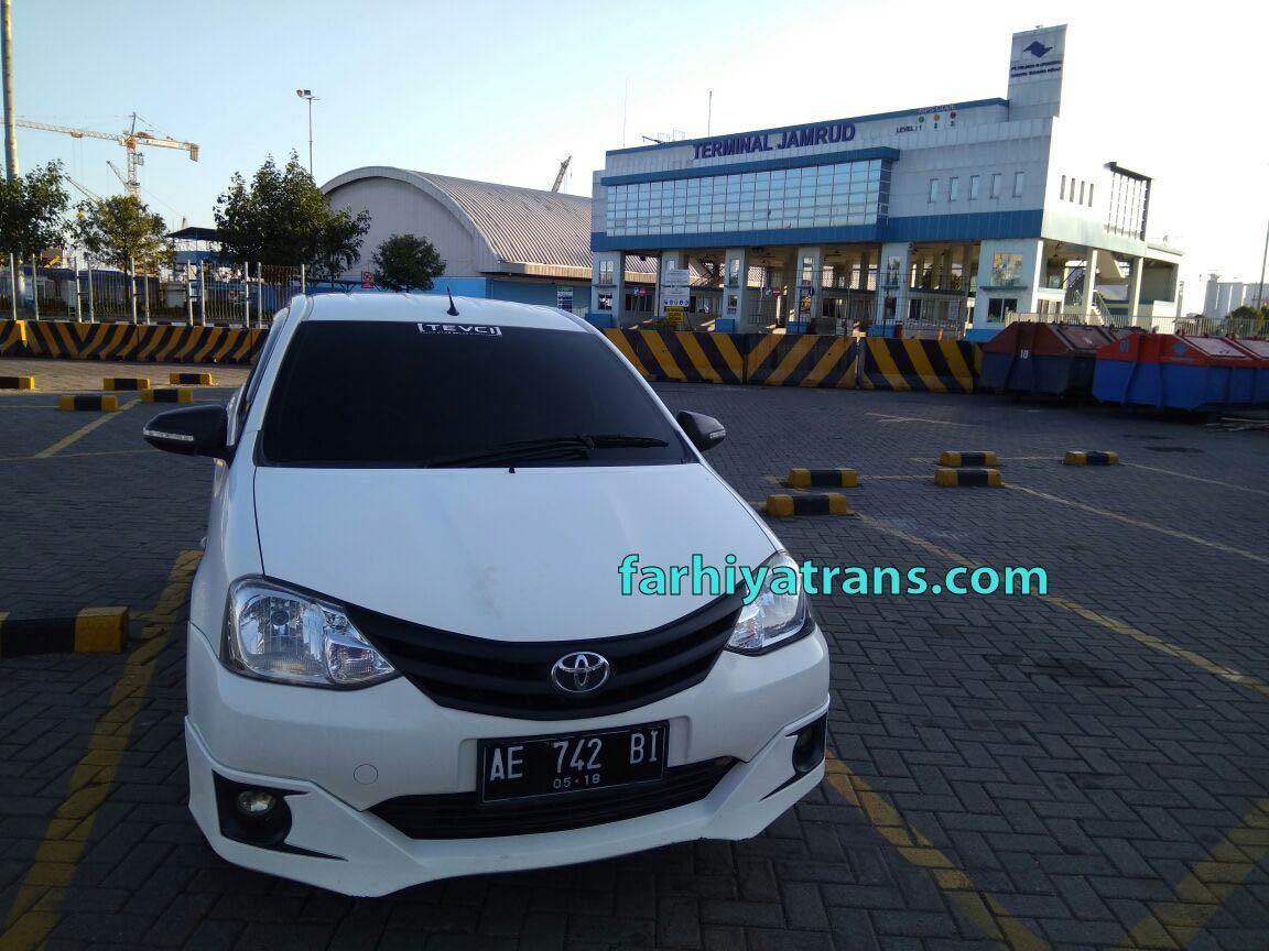 pengiriman mobil toyota etios surabaya - makassar   wa 082230658111