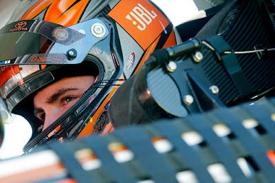 Spencer Davis: Driver, No. 51 Rheem Toyota #NASCAR