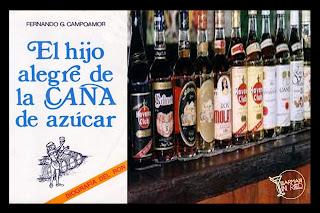 ron cubano barman in red