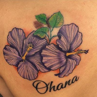 Tatuajes de Flor