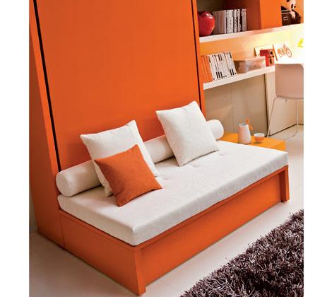 Paturi rabatabile jurnal de design interior for Canapea pat