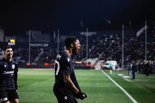 Super Eagles-eligible on target as PAOK Saloniki beat OFI Crete