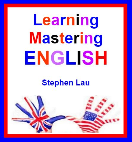 <b>LEARNING MASTERING ENGLISH</b>