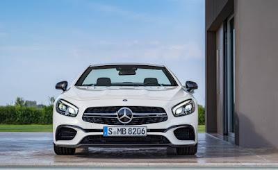 2017 Mercedes-Benz SL Class Review