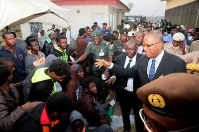Update: 491 Libyan Returnees received at Port Harcourt International Airport (Photos)
