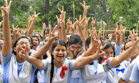 This year top 10 SSC result 2011 school in Bangladesh are 1st place steel on Rajuk Uttara Model College (Bengali: রাজউক উত্তরা মডেল কলেজ) and 2nd place Viqarunnisa Noon School (Bengali: ভিকারুননিসা নূন স্কুল)