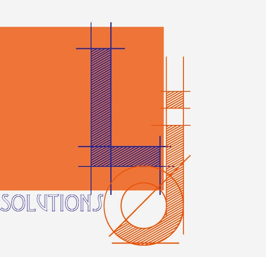 ~Lj Solutions~ An Idea and a Logo