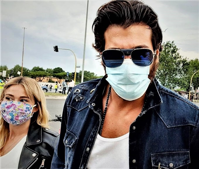 """Can Yaman and Diletta Leotta, harsh attack on social media:""""They closed the big deal in a good way,"""""""