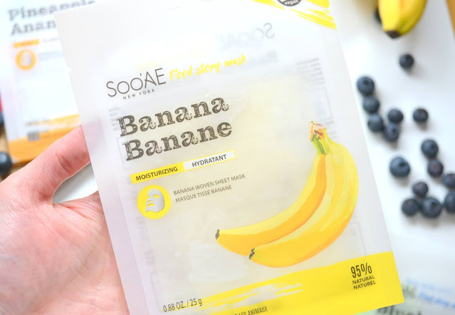 Soo'Ae Food Story Sheet Mask Review