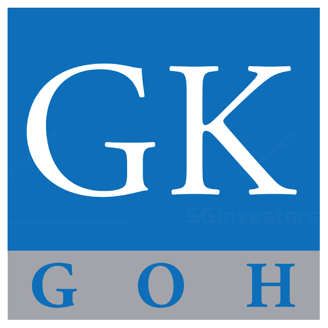 G. K. GOH HOLDINGS LIMITED (G41.SI) @ SG investors.io