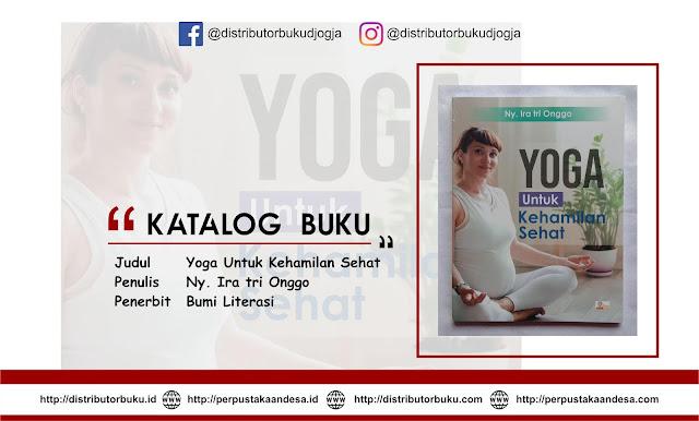 Yoga Untuk Kehamilan Sehat