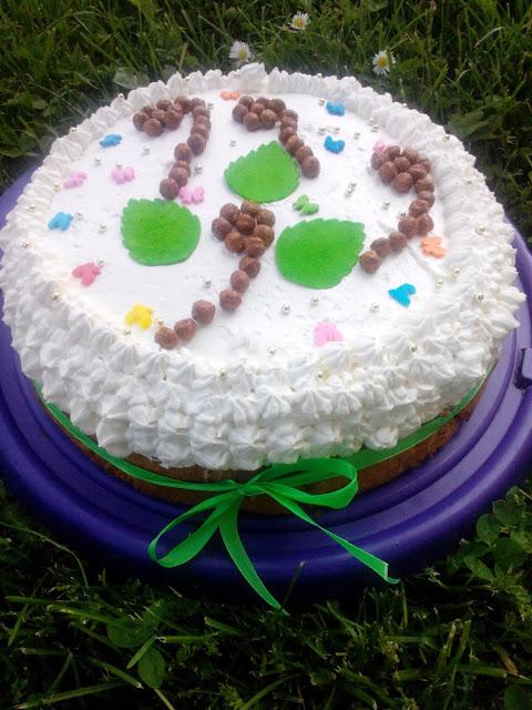 Punjena torta