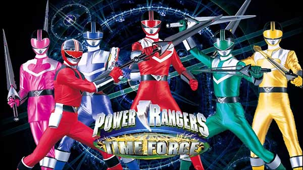 Power Rangers: Time Force Batch Subtitle Indonesia   Asia ...
