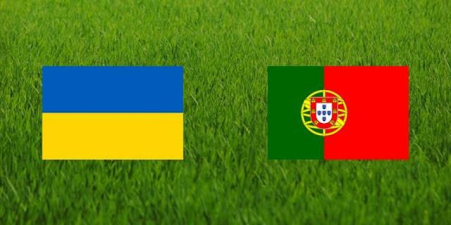 مشاهدة مباراة البرتغال واوكرانيا مباشر