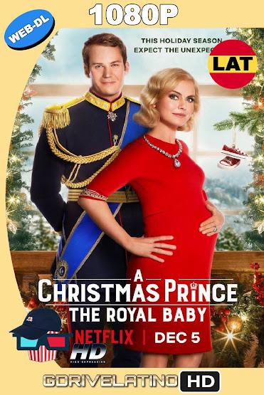 Un Príncipe de Navidad: Bebé Real (2019) WEB-DL 1080p Latino-Ingles MKV