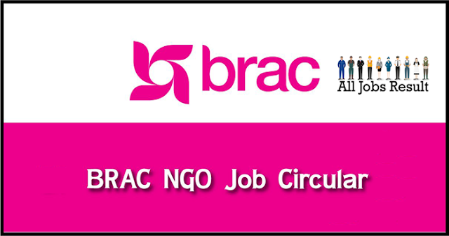 BRAC NGO Jobs Circular Published