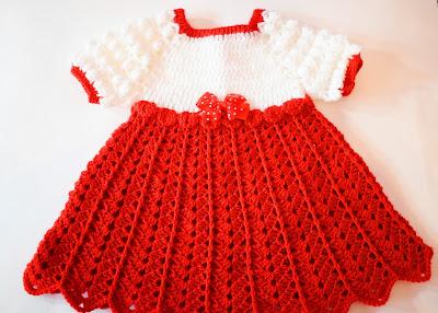 Imagen Vestido de fiesta de navidad en color rojo 2