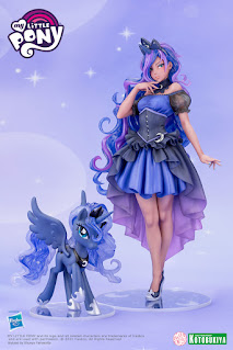 Kotobukiya Princess Luna Statue Now Available for Pre-Order
