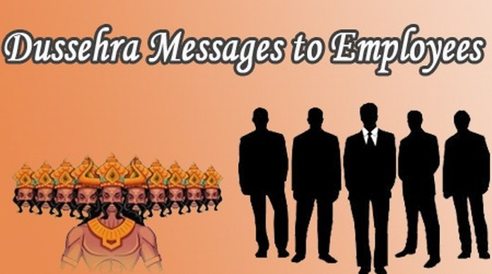 happy Dussehra Quotes For Employees