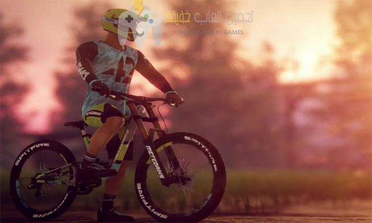 تحميل لعبة الدراجات Descenders مضغوطة برابط مباشر للكمبيوتر