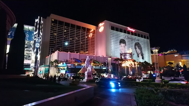 Las Vegas Flamingo hotel and casino