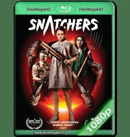 SNATCHERS (2019) WEB-DL 1080P HD MKV ESPAÑOL LATINO