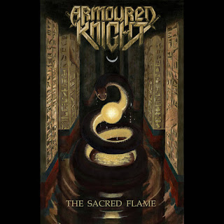 "Το ep των Armoured Knight ""The Sacred Flame"""