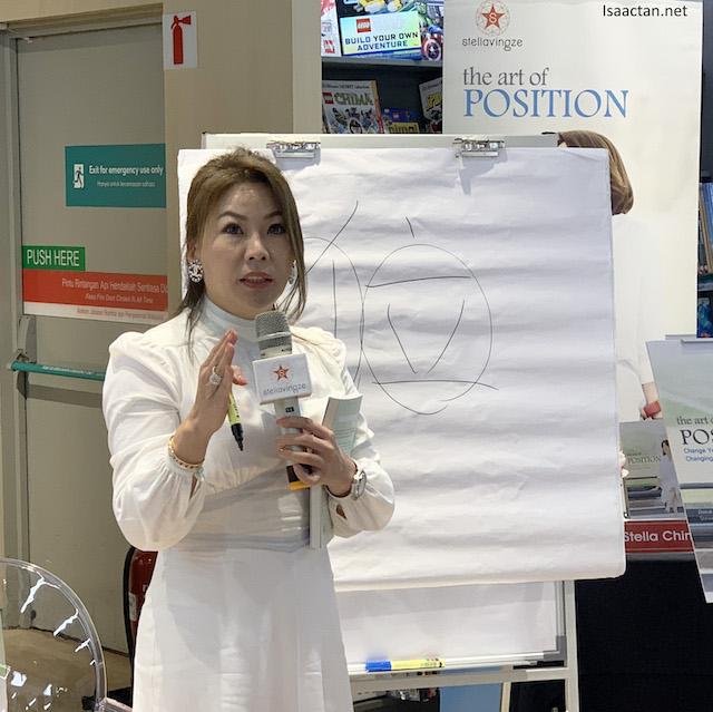 Datuk Stella Chin shared lots of insightful information
