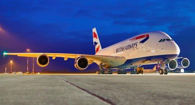 الخطوط الجوية البريطانية British Airways