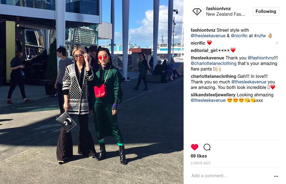 Nicole Ku | Nicrific FashionTV Fashion Week