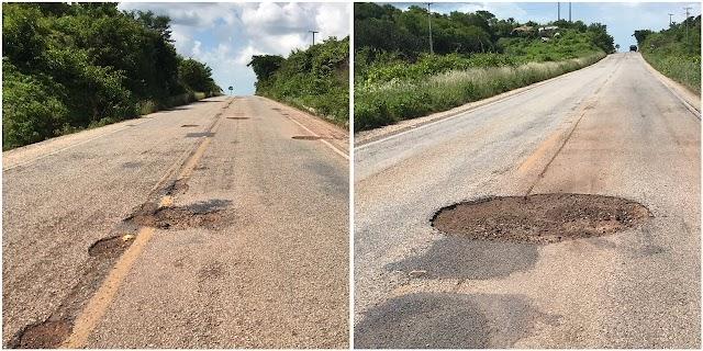 Camilo Santana anuncia reconstrução da estrada que liga Chaval, Barroquinha, Camocim e Granja