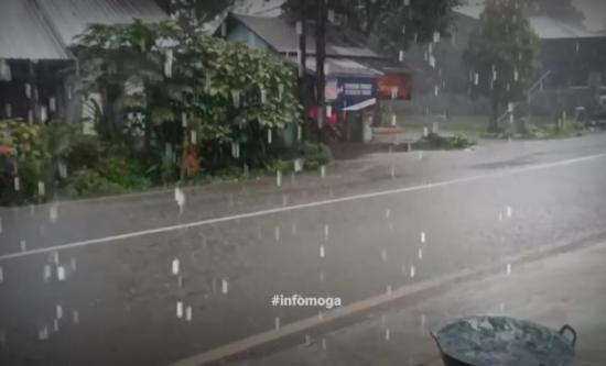 BMKG Keluarkan Peringatan Dini Cuaca Ekstrem Wilayah Jateng Hingga 22 Februari