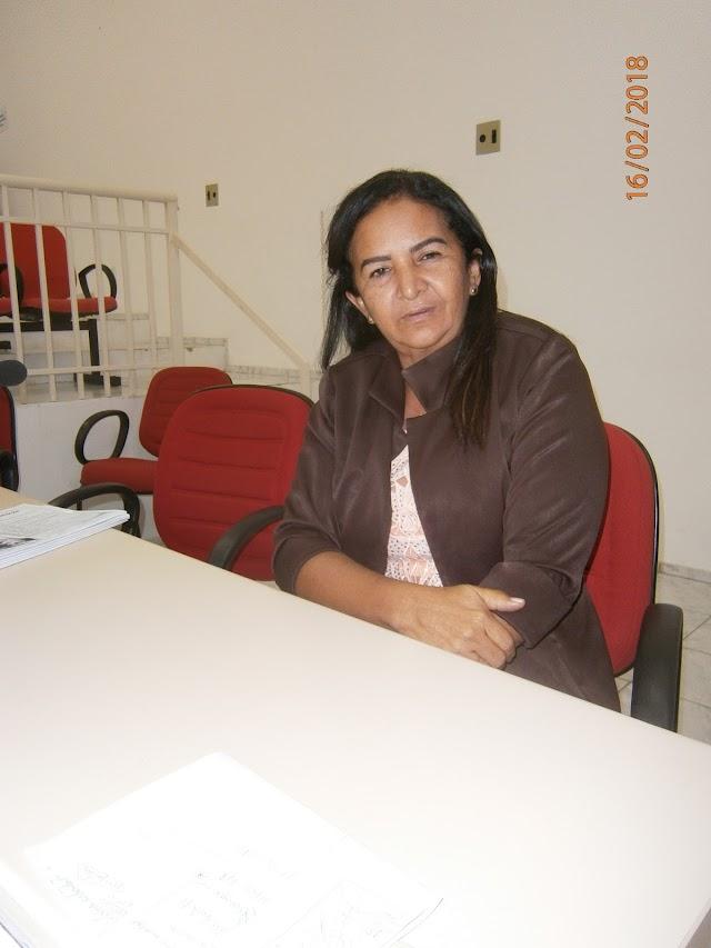 Graciosa Carvalho pede reaproveitamento de poço tubular e pleiteia construção de lavanderia no Capitão Mundoco; Vereadora solicita posto de saúde para Monte Castelo e escola na Betônica.