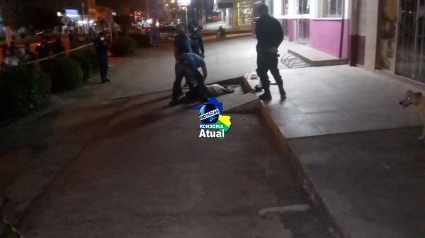Mais um Homicídio é regitrado na noite desta quinta-feira em Ji-Paraná