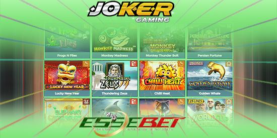 Judi Slot Joker123