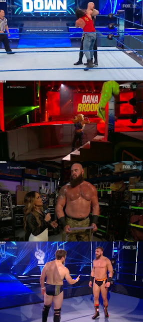 Download WWE Friday Night Smack Down 15th May 2020 480p || MoviesBaba 1