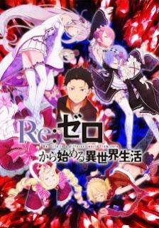 Download Re : Zero kara Hajimeru Isekai Seikatsu Subtitle Indonesia (Batch)