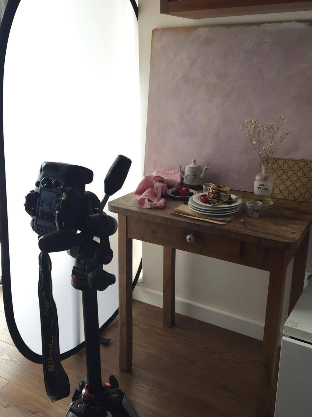 Kulisy fotografii kulinarnej - Gosia z bloga Trawka Cytrynowa
