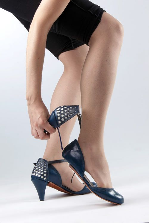 1b69d5b8f9e Change Your Style Through Removable Heel Shoes. removable heel shoes