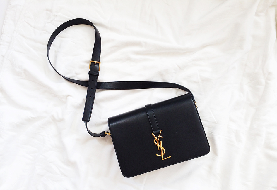 Some of you have probably seen the teaser on Instagram a few days ago..  What s in the box  The Saint Laurent Université bag! 02d592bf920