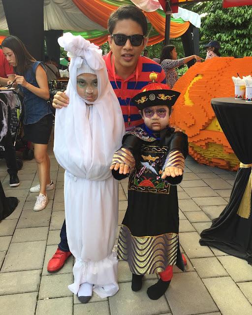 Party Halloween Legoland 2
